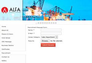 شرکت آلفا گلوبال